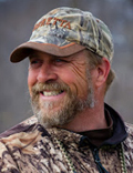 Hunting guide Martin Poisson